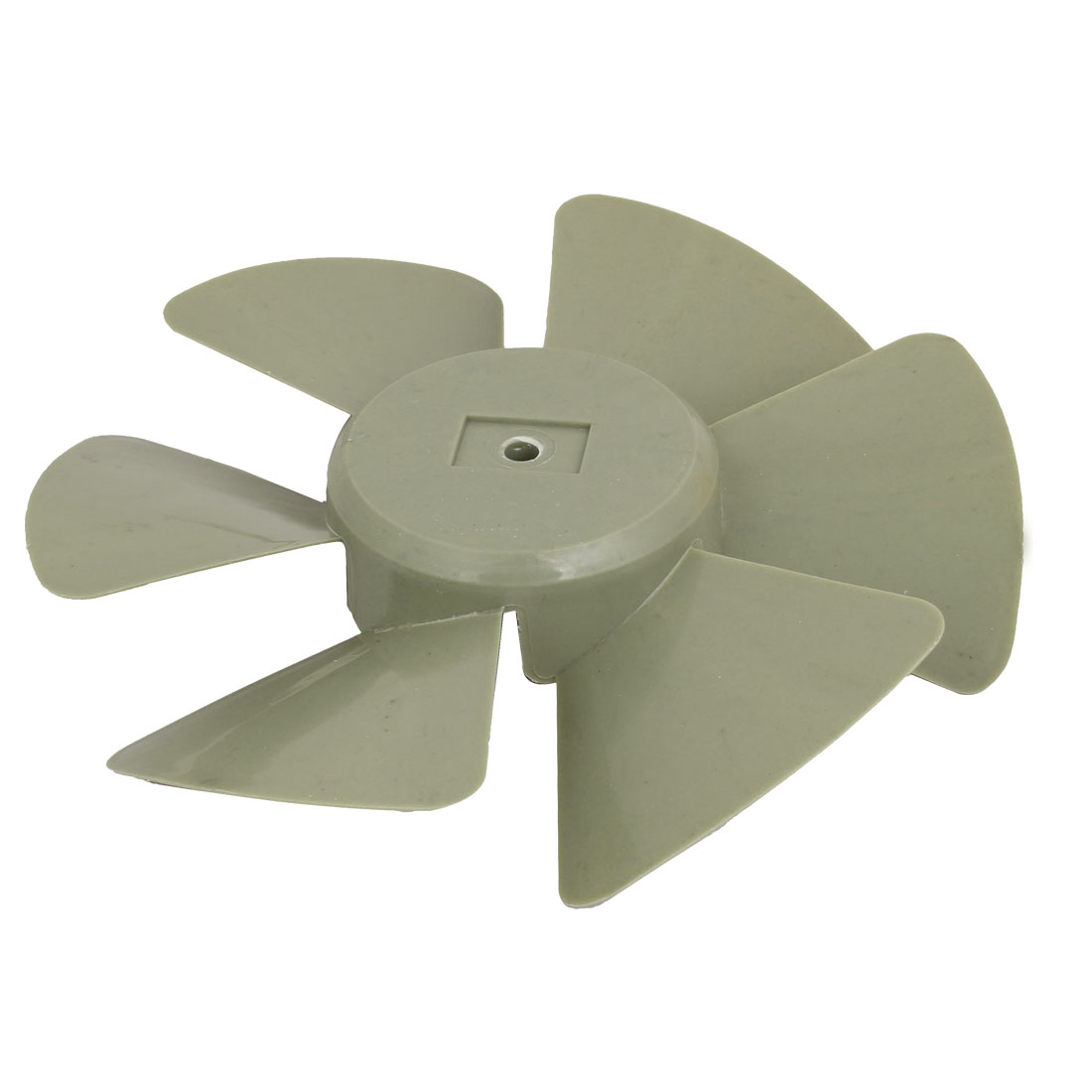 kitchen fan cabinet lighting ideas unique bargains 230mm dia 8mm shaft 6 vanes plastic home ventilator vane gray