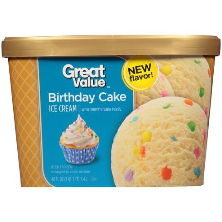 Prime Birthday Cake Ice Cream With Cake Pieces The Cake Boutique Funny Birthday Cards Online Alyptdamsfinfo