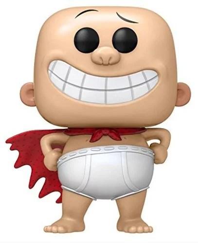 Funko Pop Movies Captain Underpants Captain Underpants