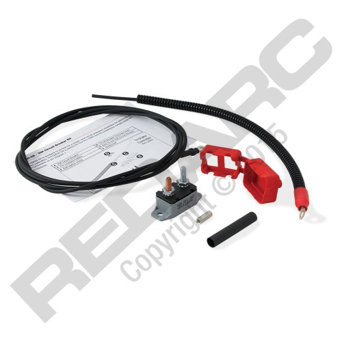 small resolution of redarc cbk30 eb circuit breaker 30 amp for 3 axle electric trailer brake controller single with wiring and connections butt splice crimp and heat