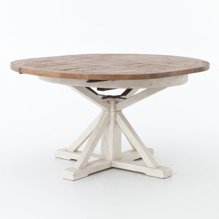 four hands cintra extendable dining table - walmart