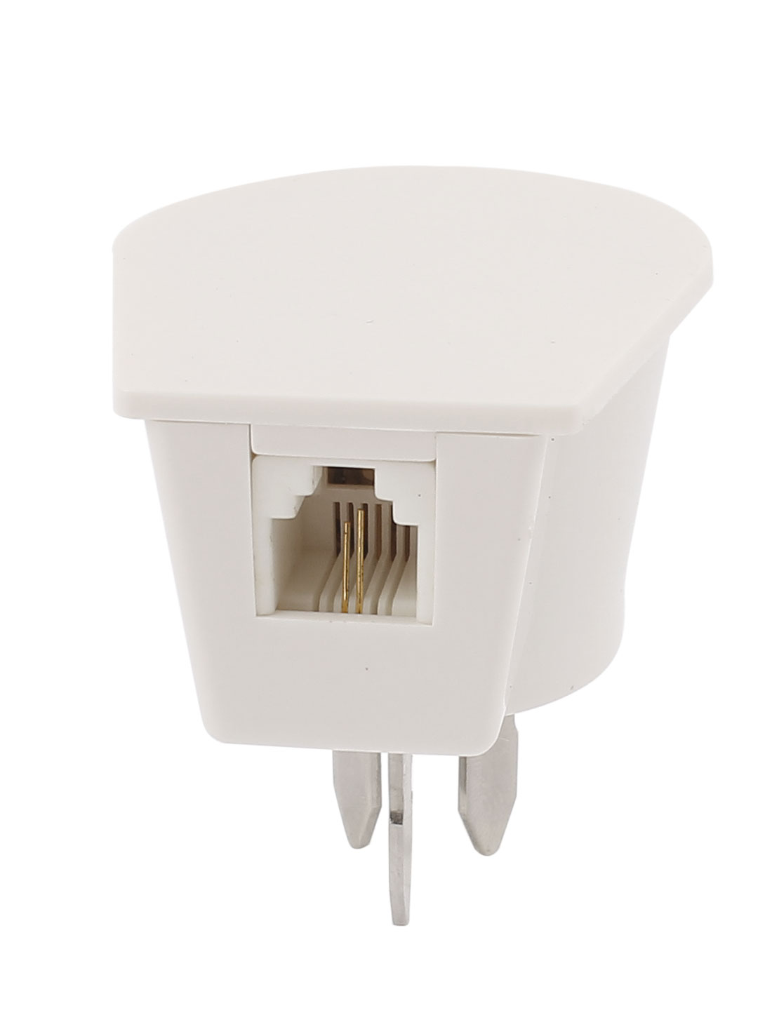 usa modem plug rj11 6p2c to finnish phone jack outlet adapter walmart canada [ 2000 x 2000 Pixel ]