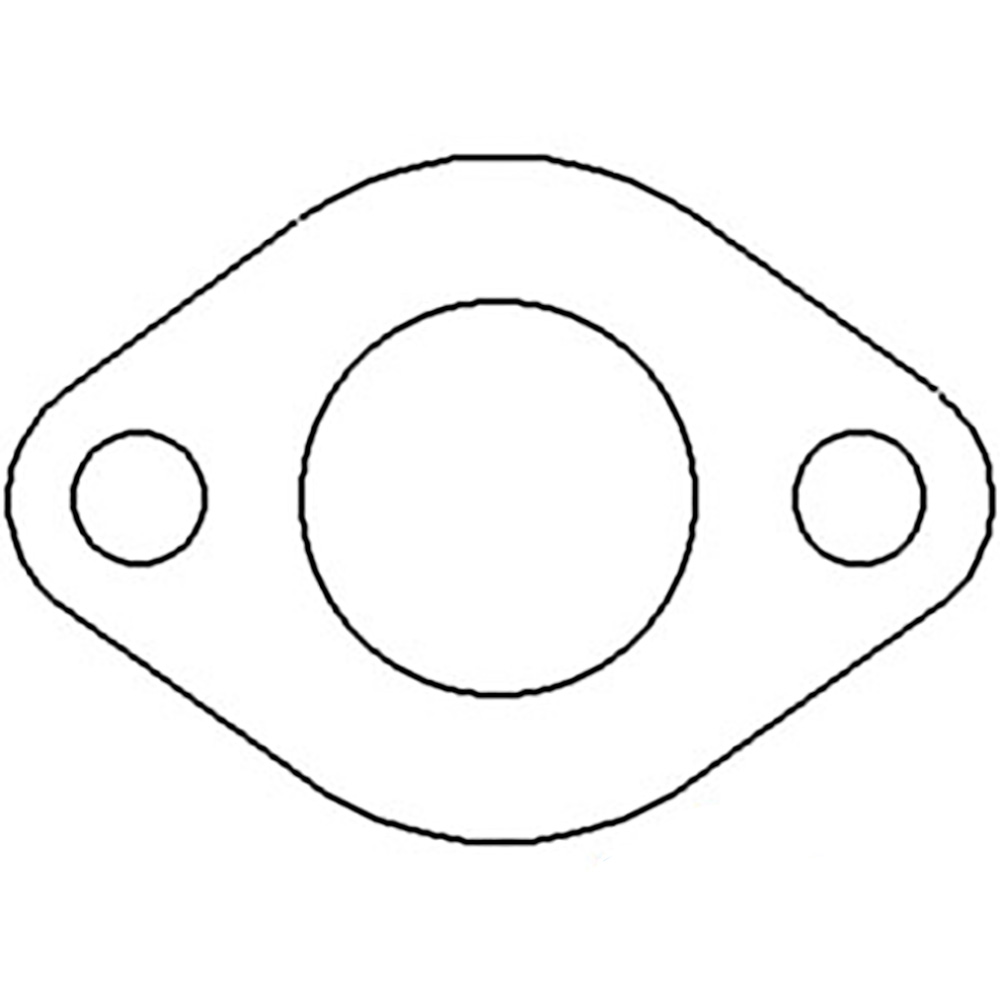 72080070 New Thermostat Body Gasket Made to fit Allis