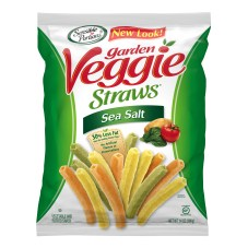 Garden Veggie Straws, Sea Salt, 14 oz - Walmart.com - Walmart.com