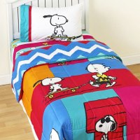 Snoopy Comforter Set. Peanuts Bedding Bedding Sets ...