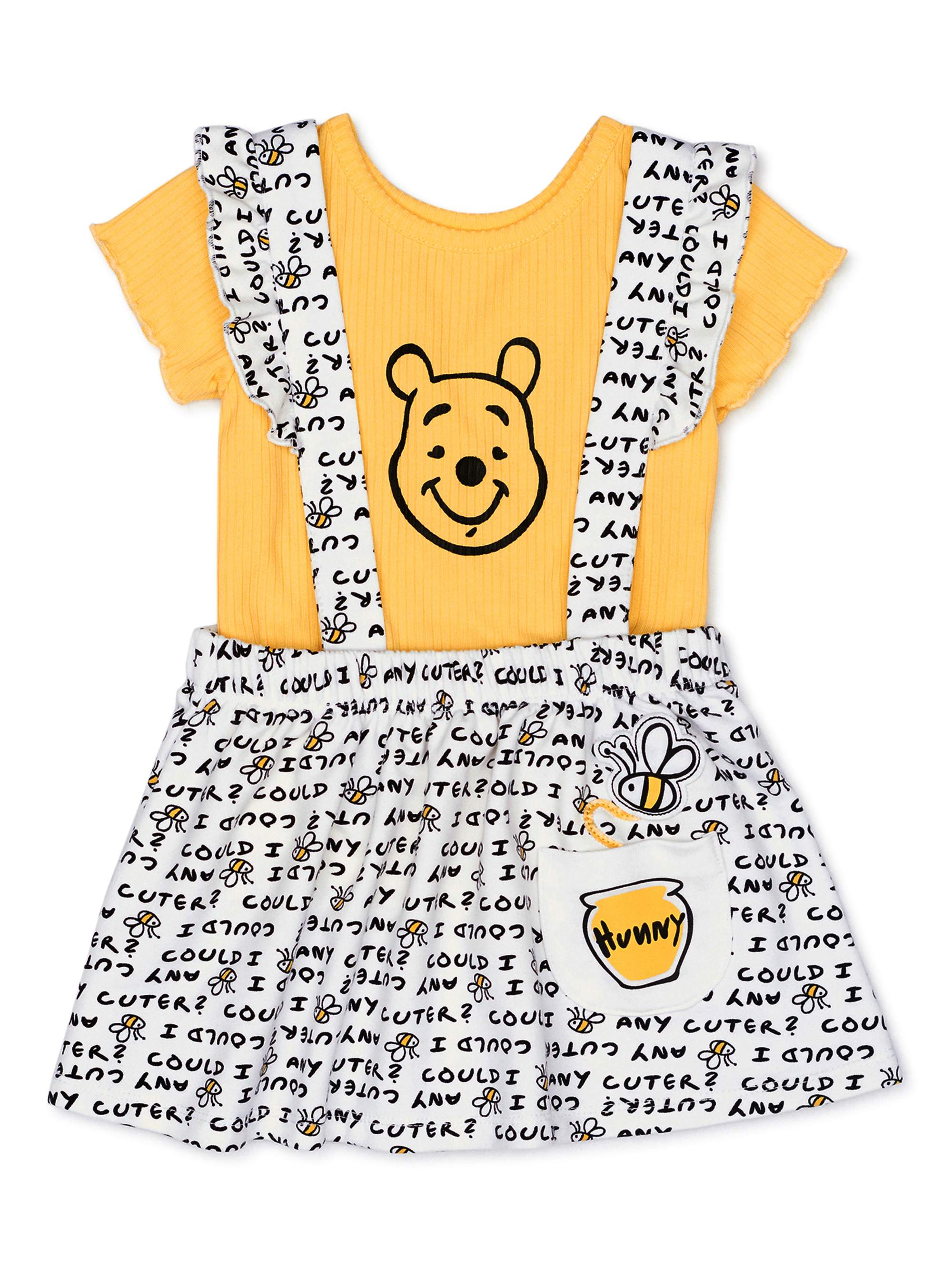 Winnie The Pooh Baby Shower Decorations Walmart : winnie, shower, decorations, walmart, Winnie, Disney, Pinafore, Walmart.com