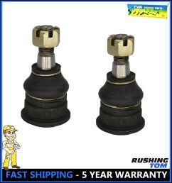 2 front left right lower ball joint for nissan altima sentra pulsar nx g20 walmart com [ 1500 x 1600 Pixel ]