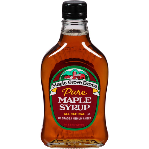 Maple Grove Farms Pure Maple Syrup 85 fl oz Pack of 6