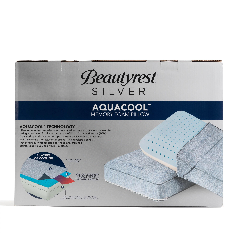 beautyrest silver aquacool pillow