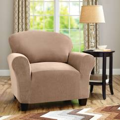 Club Chair Covers Design Wing Better Homes And Gardens One Piece Stretch Fine Corduroy Departments