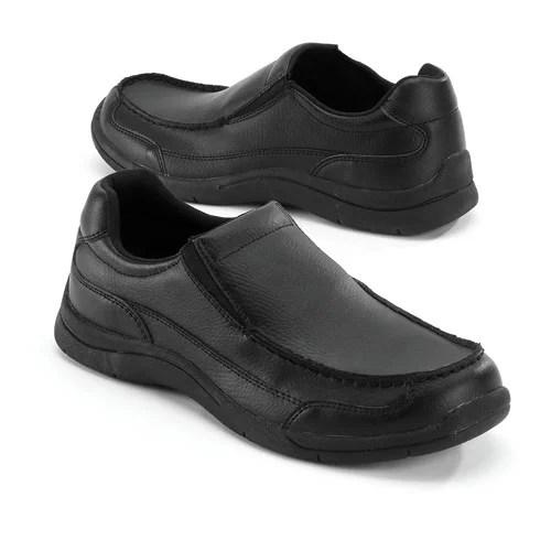 kitchen safe shoes ready to assemble cabinets tredsafe men s easy slip resistant work walmart com