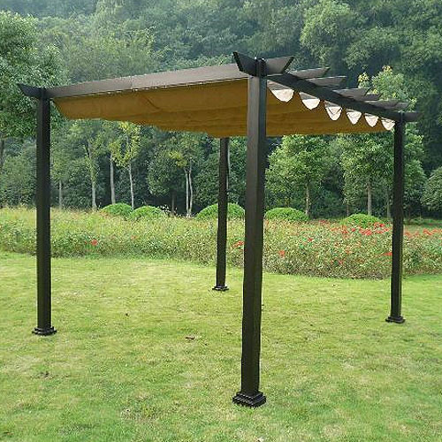 garden winds replacement canopy top for menards 10 x 12 pergola