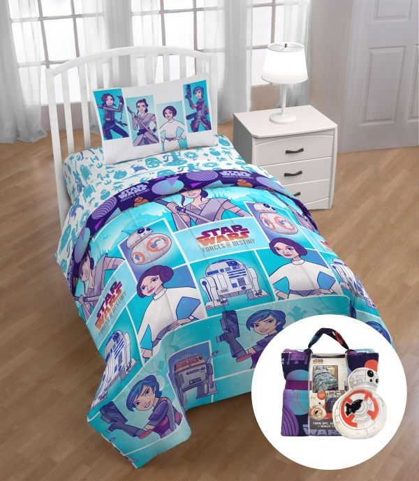 Top 100 Star Wars Twin Bedding Set - Bed