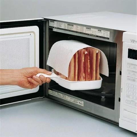 microwave bacon cooker the original makin bacon microwave bacon tray