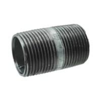 "1-1/2"" X Shoulder Galvanized Pipe Nipple - Walmart.com"