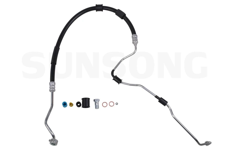 Power Steering Pressure Line Hose Assembly For