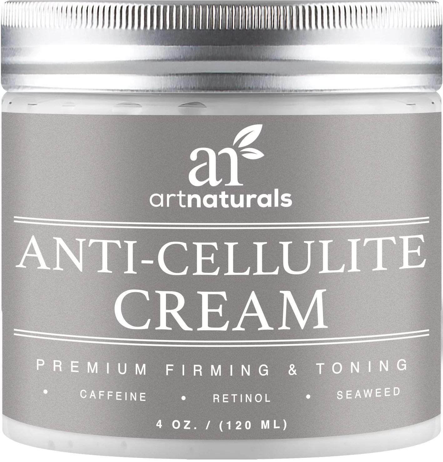 Art Naturals Anti-Cellulite Cream with Retinol - Walmart ...