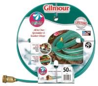 50 ft. Gilmour Flat Sprinkler Soaker Watering Hose ...