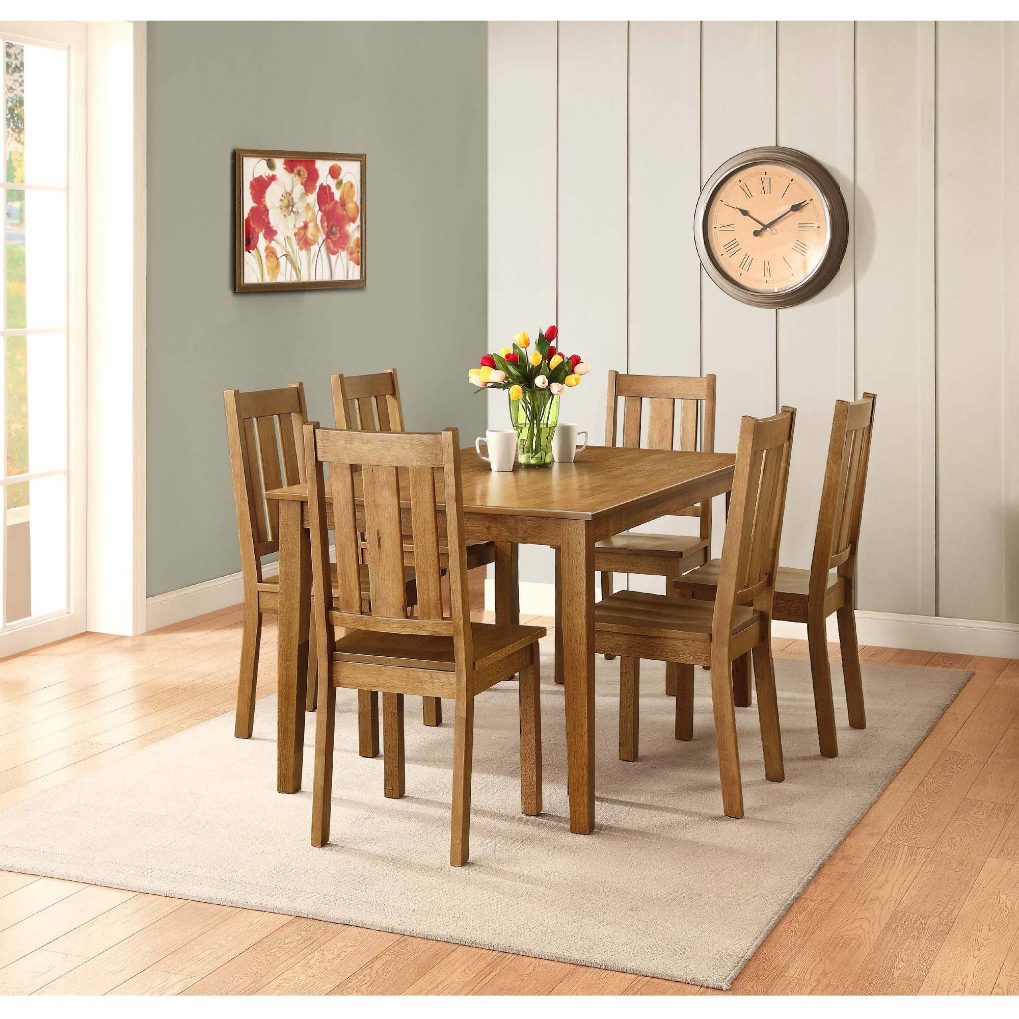 Wood Dining Chairs Classic Wood Dining Chair Kitchen Desk Chairs Solid Wood