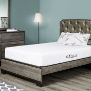 Best 2 Rest Twin Memory Foam Mattress 10 Inch Great For Daybed Mattresses Bunk