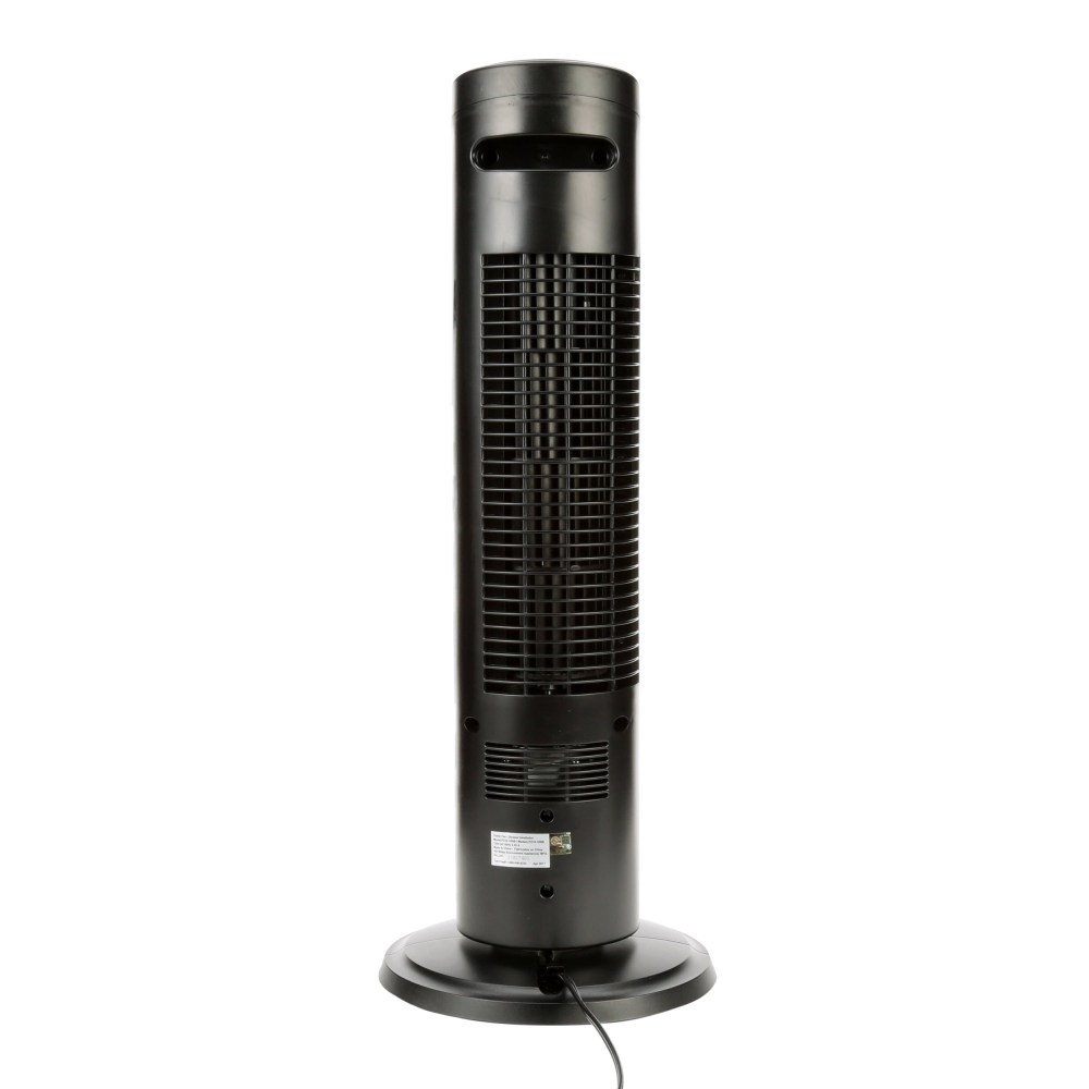 medium resolution of mainstays 27 oscillating tower 3 speed fan model fz10 10nb black