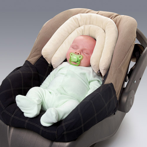 Diono 2in1 Infant Head Support Pillow for Car Seat or