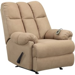 Rocker And Recliner Chair Leather Chairs Brisbane Dorel Living Padded Massage Multiple Colors Walmart Com