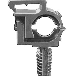 clipsandfasteners inc 15 wire loom routing clips compatible with gm 12040984 walmart com [ 1000 x 1326 Pixel ]