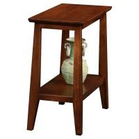 Leick Home Narrow Chairside Table - Walmart.com