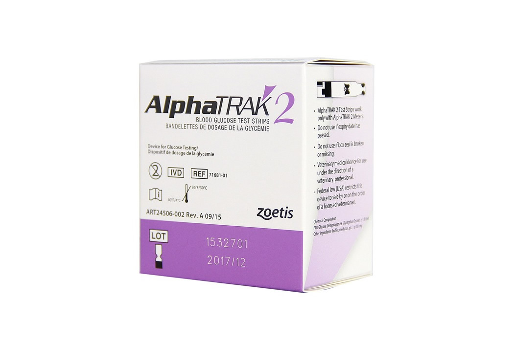 AlphaTrak 2 Test Strips 150 Count - Walmart.com