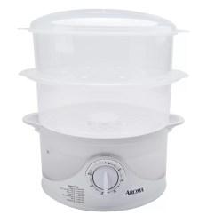 Steamer Kitchen Portable Cabinet Aroma 6 Quart Food Walmart Com