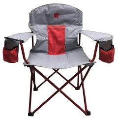 Padded Camping Chair Parson Dining Room Sets Omnicore Designs New Standard Xxl Big Tall Super Heavy Duty Mesh Folding 500 Lb Capacity Walmart Com
