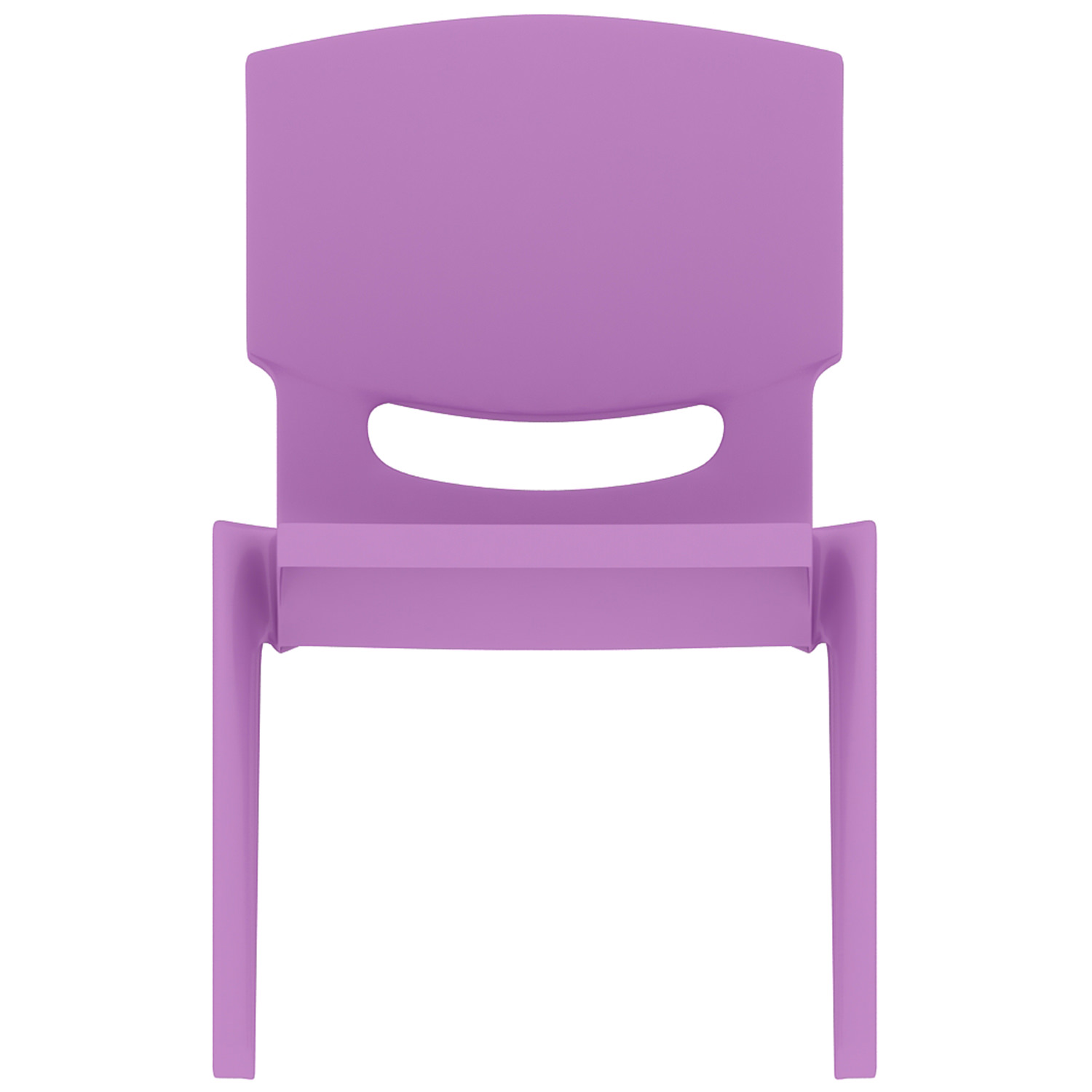 children s chair seat height sam maloof rocking 2xhome purple kids size plastic side 12 quot