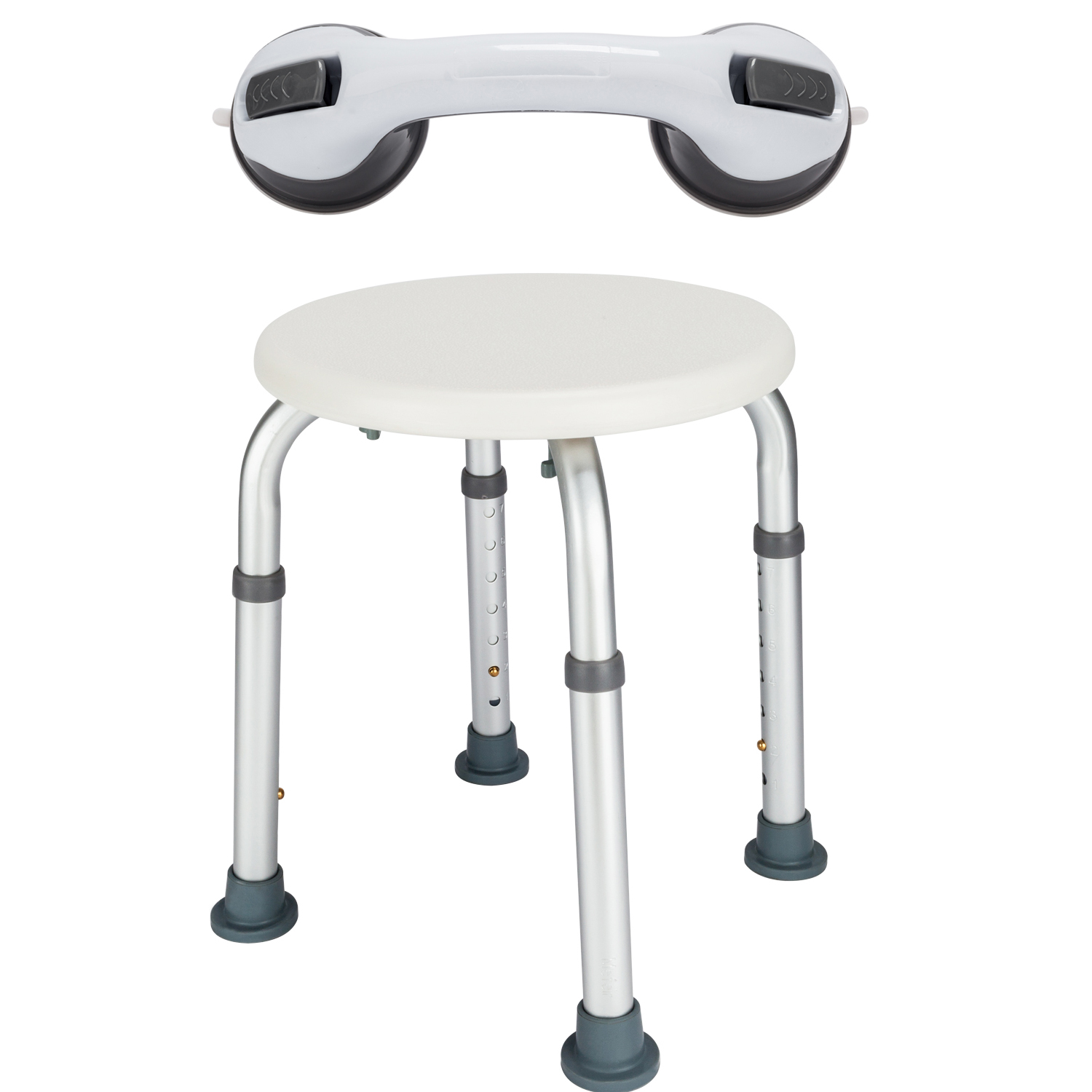 Bathtub Chairs For Elderly Zimtown Adjustable 7 Height Medical Elderly Bath Chair
