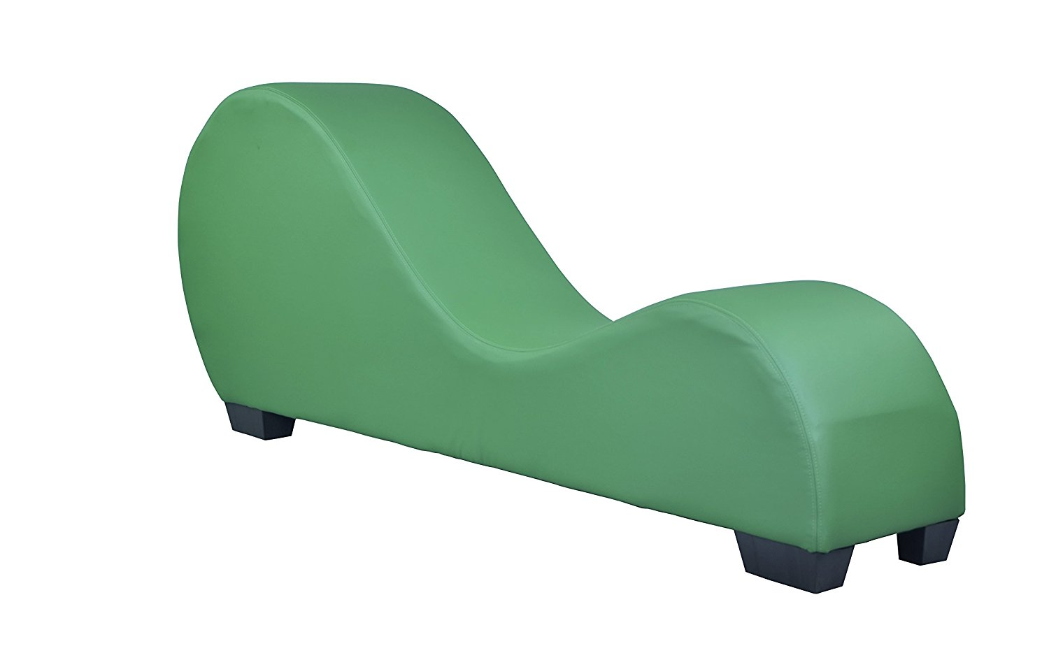 Best Sex Chair New Green Leather Yoga Chair Stretch Sofa Relax Sex Chair Love Making Walmart