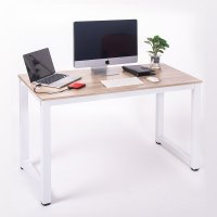 Merax Modern Simple Design Computer Desk Table Workstation