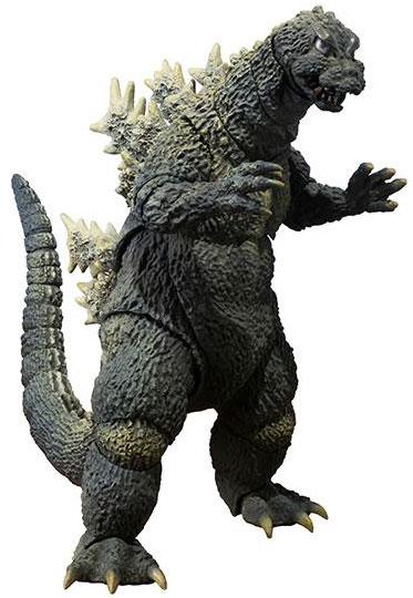 SH Monsterarts Godzilla 1964 Action Figure Emergence of