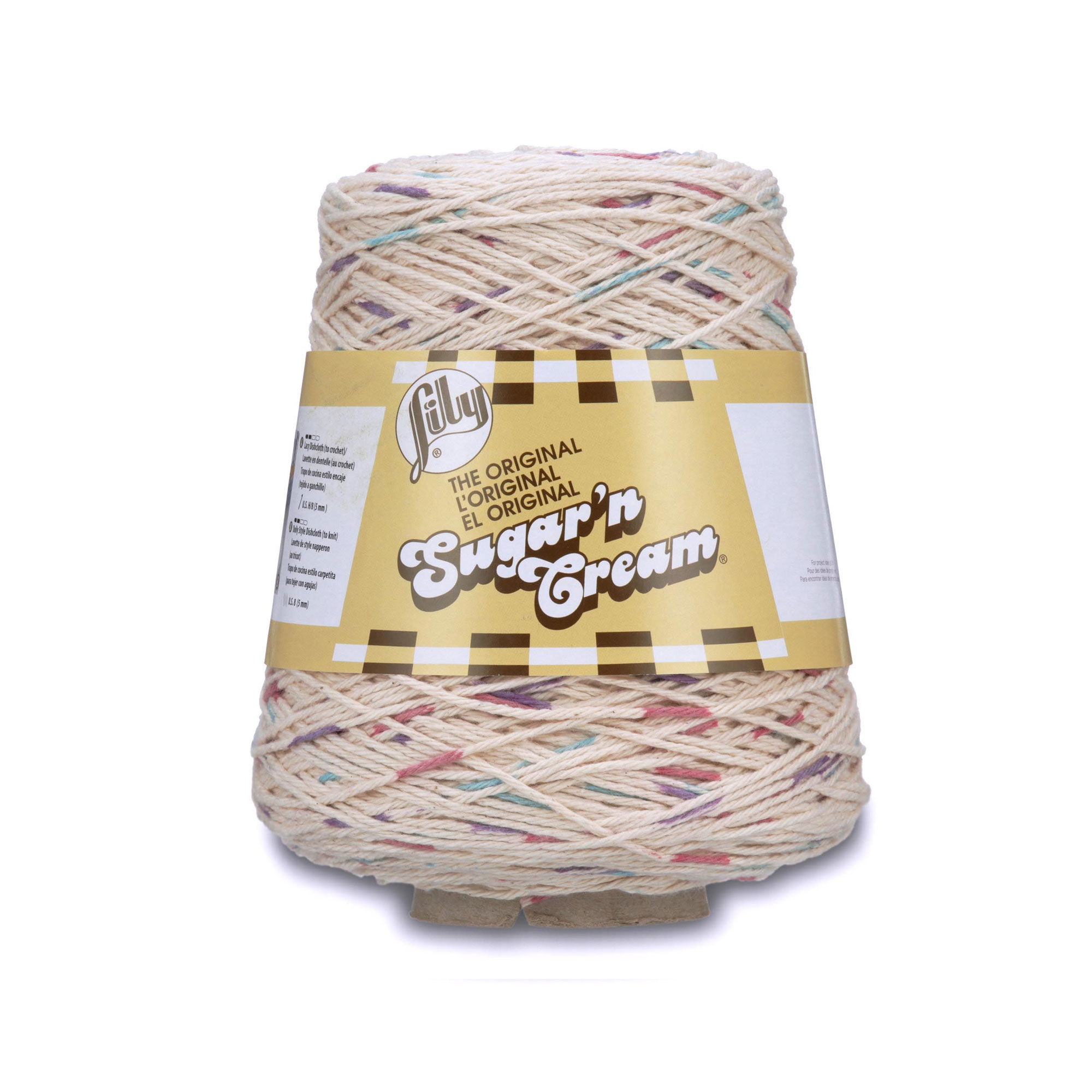 Lily Sugar 'n Cream Cotton Cone Yarn