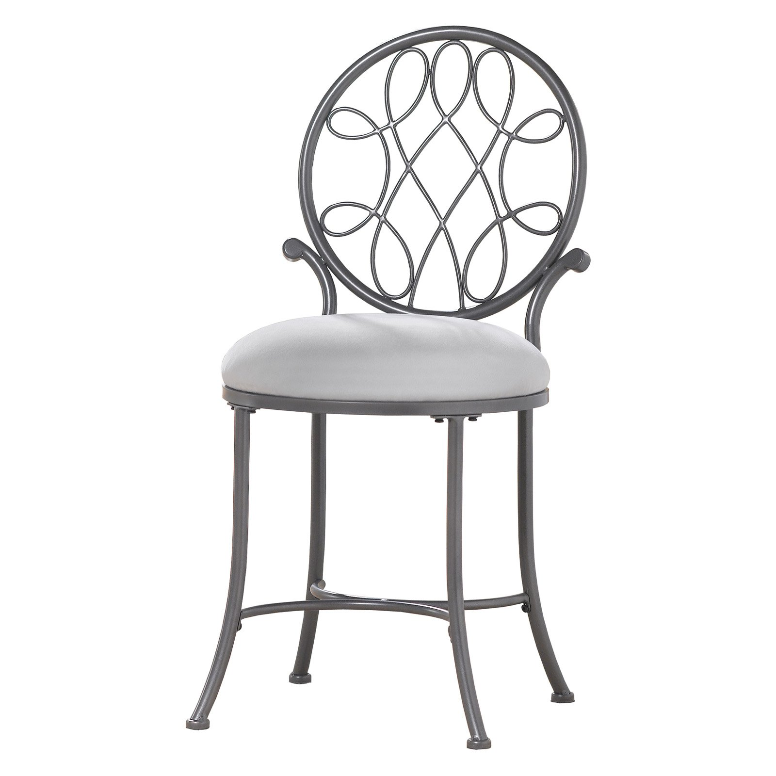 Vanity Chair Vanity Chair Stool Makeup Bathroom Chairs Round Metal