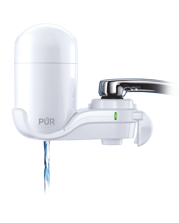 pur classic faucet water filter fm 3333b white walmart com