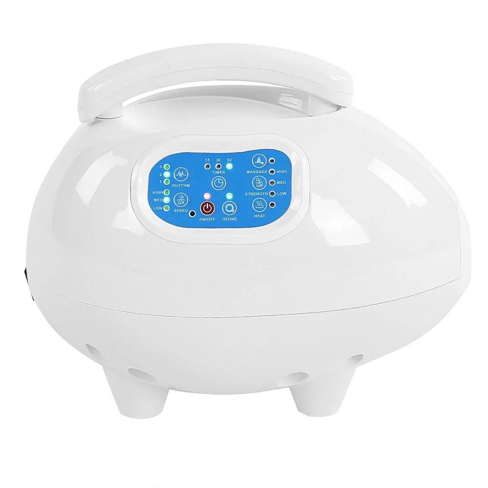 topincn tapis de massage pour spa corporel de sterilisation a l ozone pour la baignoire a bulles d air avec tuyau d air dispositif de massage pour