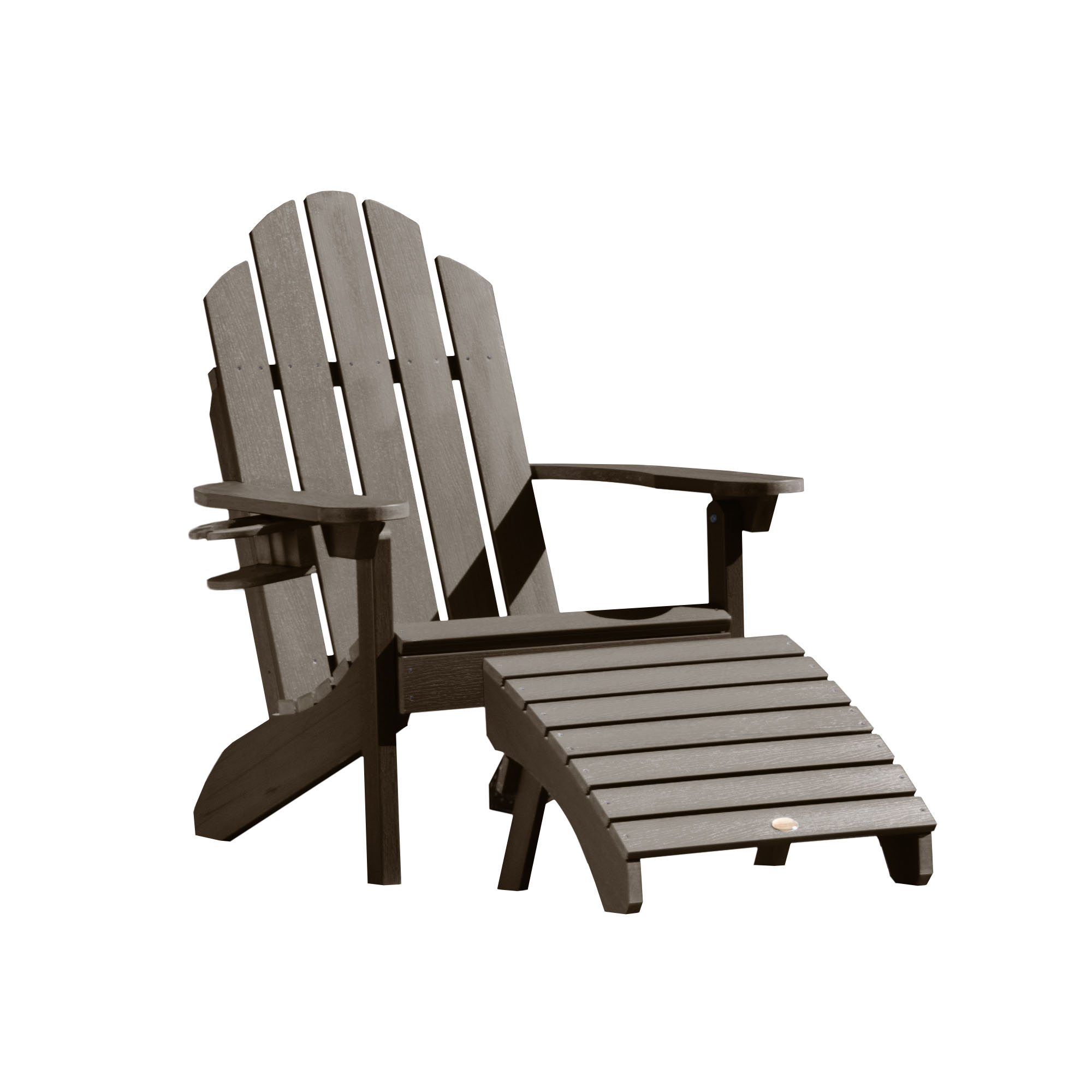adirondack chairs walmart christmas chair covers b and m highwood 1 classic westport cup holder