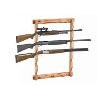 5-Gun Rack Wall Rack - Walmart.com