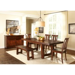 Liberty Dining Chairs Lounge Chair Styles Furniture Tahoe Trestle Table Walmart Com