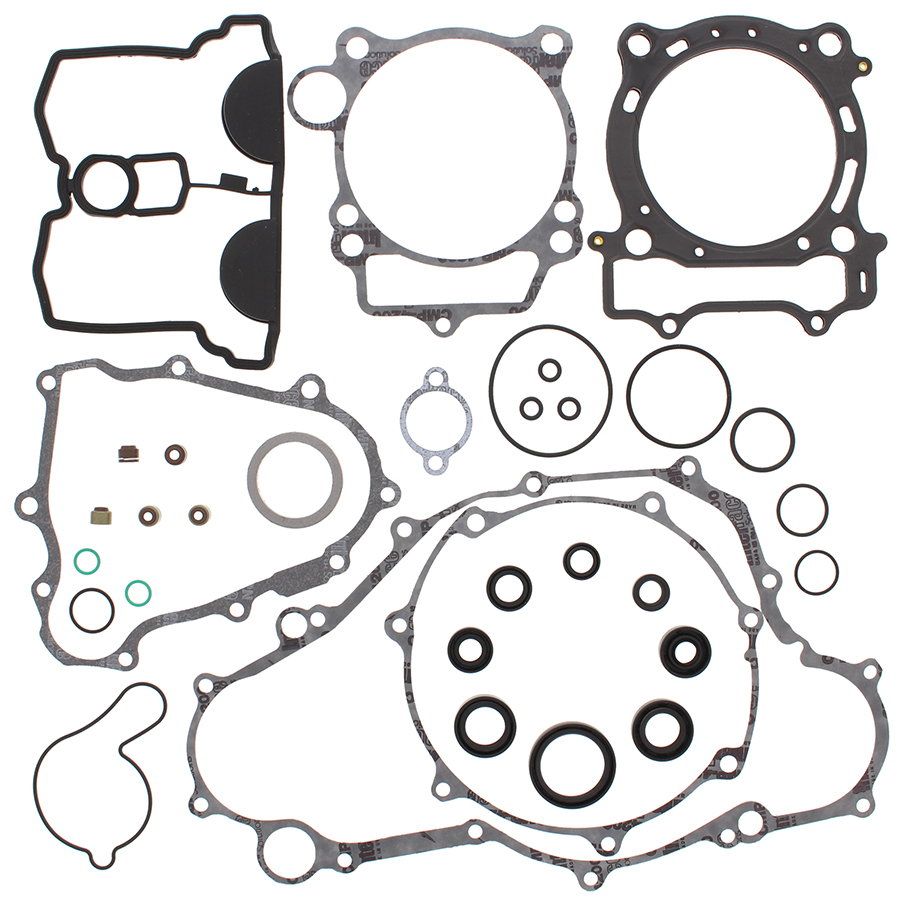 New Gasket Kit With Oil Seals for Yamaha WR450F 03-06
