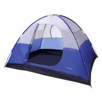 North Gear Camping 6 Person Dome Tent - Walmart.com