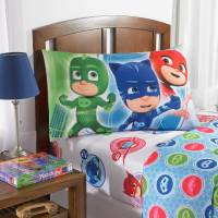 PJ Mask Twin Sheet Set , 3 Piece - Walmart.com