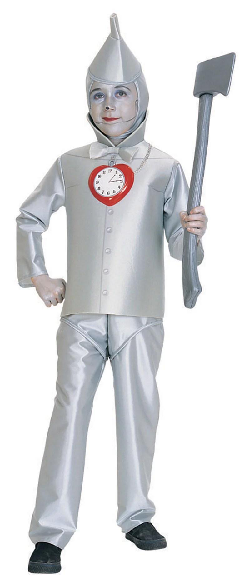 Tin Man Wizard of Oz Child Unisex Costume R18577/882504 - Small (4-6) - Walmart.com - Walmart.com