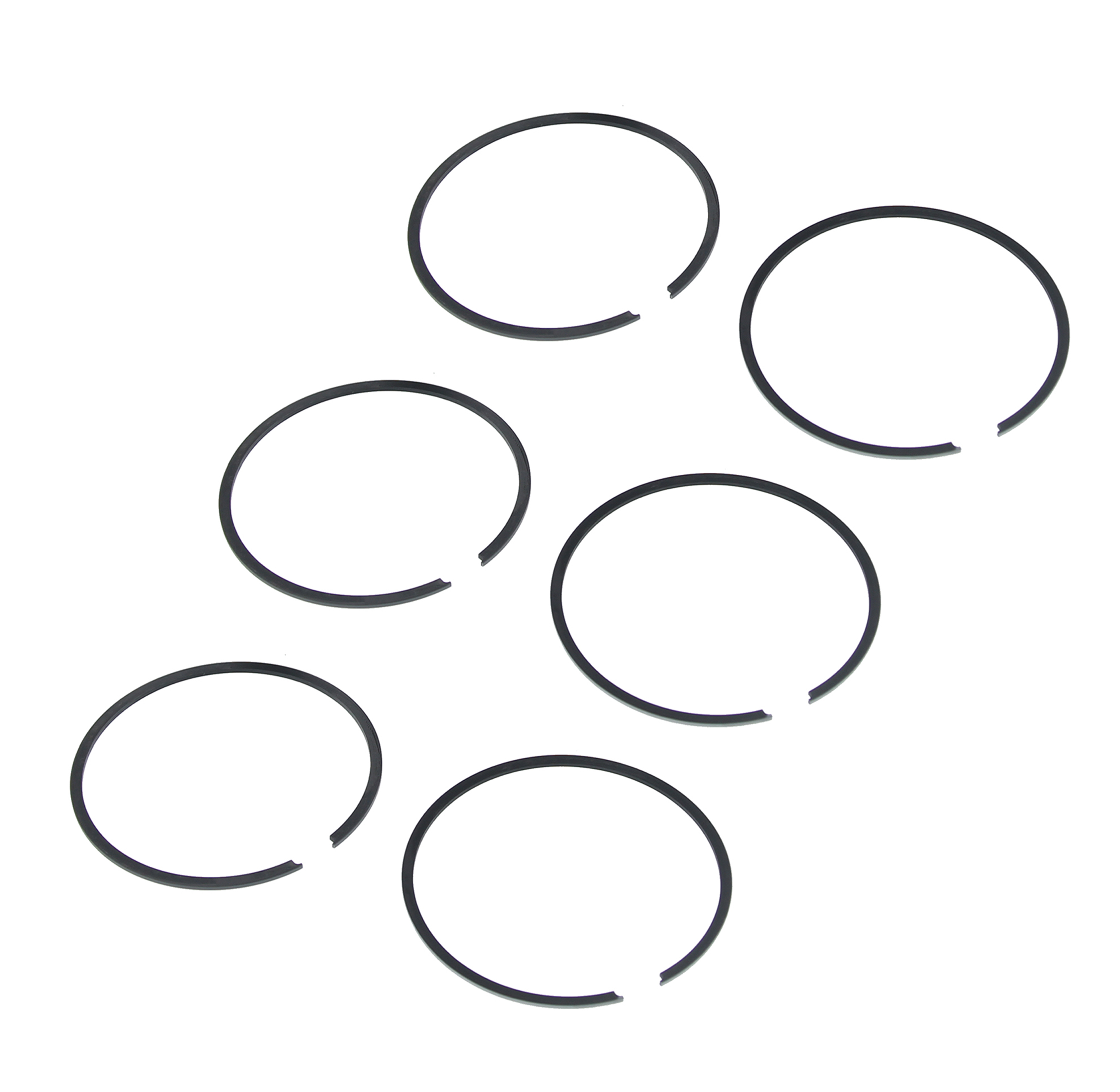 1998 1999 2000 Ski-Doo Formula III 700 Piston Rings x3by