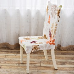 Party Chair Covers Walmart Modern Computer Mosunx Universal Dining Chairs Covered Wedding Banquet Hotel Seat Cover Com